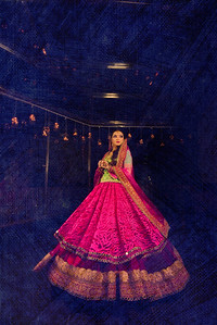 Unique Bride Shoot In Dhaka