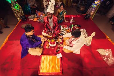 Traditional Hindu Wedding Photography By Sanjoy Shubro In Dhaka Bangladesh