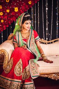 Unique Hindu Bride Portrait By Sanjoy Shubro In Kolkata