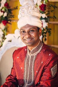 Trendy Hindu Groom Portrait By Sanjoy Shubro In Chittagong