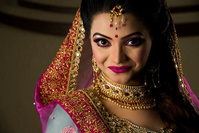 Unique Bride Photography In India