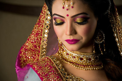 Creative Bride Photography In India