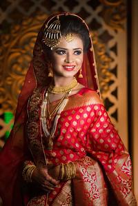 Trendy Look Bridal Shoot In Kolkata India