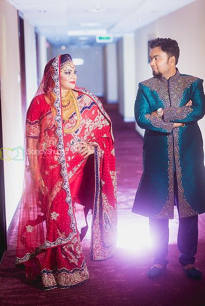 Best Wedding Couple Portrait