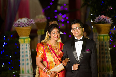 Gorgeous Couple Portrait By Sanjoy Shubro In Mumbai