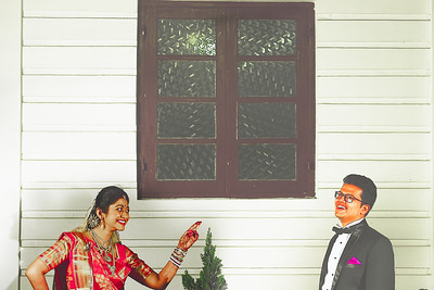 Best Wedding Reception Couple Shoot By Sanjoy Shubro In India
