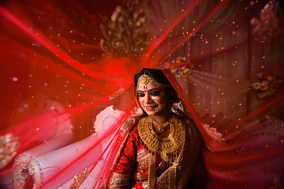 Creative Bride Shoot By Sanjoy Shubro In Dhaka Bangladesh