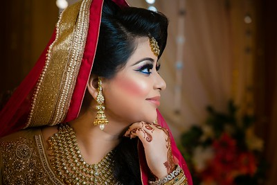 Candid Bride Shoot By Sanjoy Shubro In Dhaka