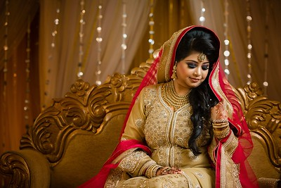 Gorgeous Bride Portrait By Sanjoy Shubro In Bangladesh