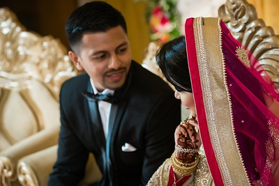 Creative Wedding Reception Couple Image By Sanjoy Shubro In Dhaka