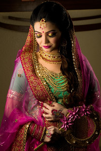 Creative Bride Photography In Kolkata