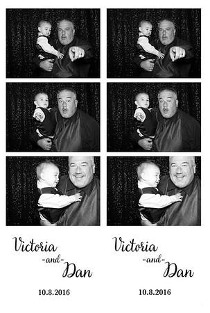 10.08.16 Victoria & Dan