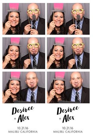 10.21.16 Alex & Desiree Full Pics