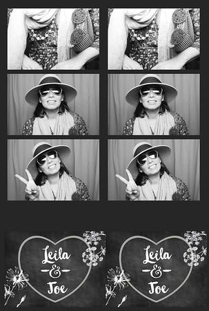 10.23.16 Leila & Joe Full Pics