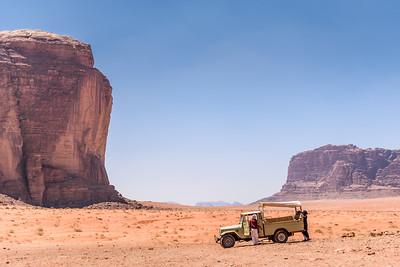 Bedouin breakdown