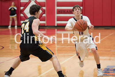 Fulton Boys Basketball 2-3-17