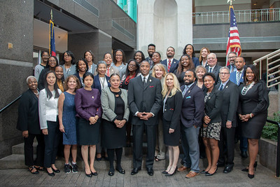 Fulton County Solicitor General Badging Ceremony and Merit Awards_9_25_2018