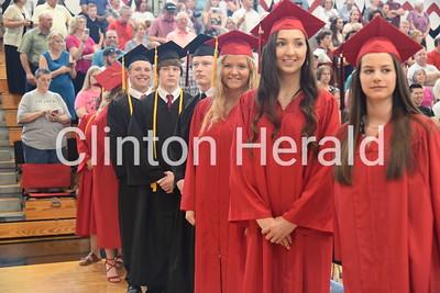 Fulton High School Graduation 5-27-18