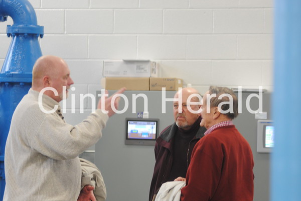 12-14-13 Fulton water treatment facility open house