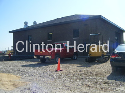 5-22-13 tour of Fulton filtration plant