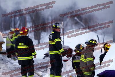 Fulton County Fire 2011