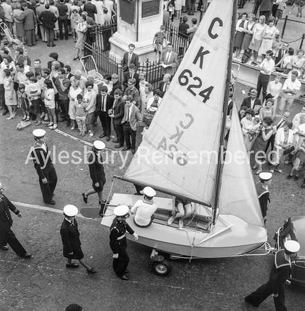 Jubilee Carnival in Market Square, July 2nd 1966