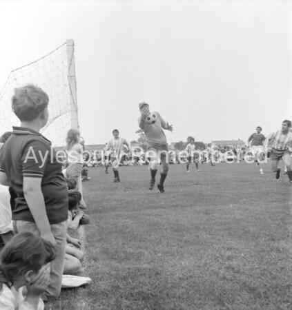 Carnival in Edinburgh Playing Field, July 1971