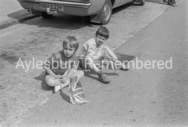 Carnival in Buckingham Street, July 1974