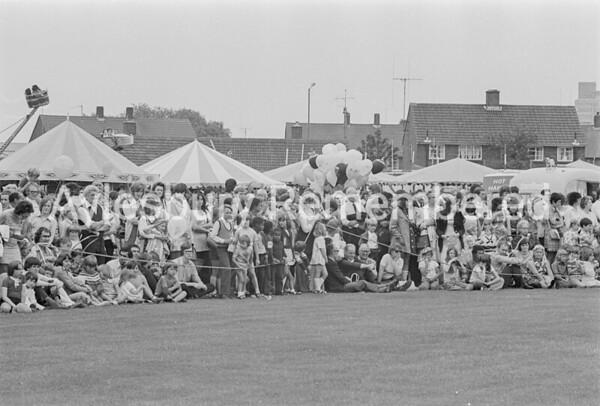 Carnival at Edinburgh Playing Field, July 1974