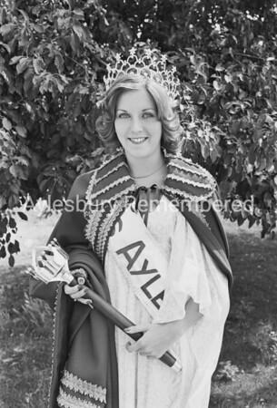 Carnival in Buckingham Road, July 1976