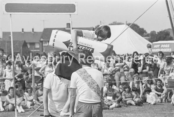 Carnival at Edinburgh Playing Field, July 1976