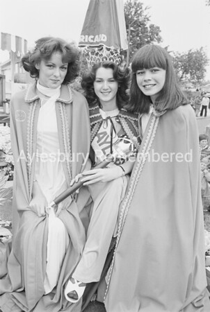 Carnival in Buckingham Road, July 1978