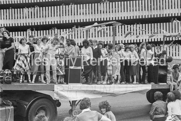 Carnival 1979, Friarage Road