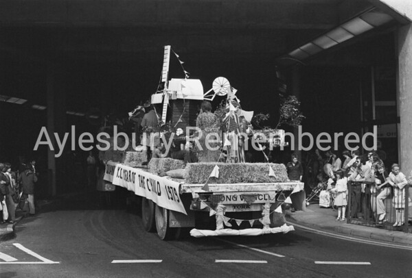 Carnival in Friarage Road, July 1979