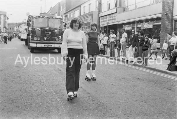 Carnival in High Street, July 1979