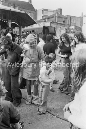 Carnival in Market Square, July 1979