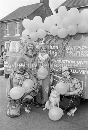 Carnival in Buckingham Road, July 1980