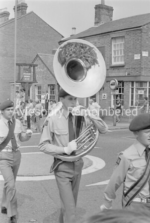 Carnival in Buckingham Road, July 1983