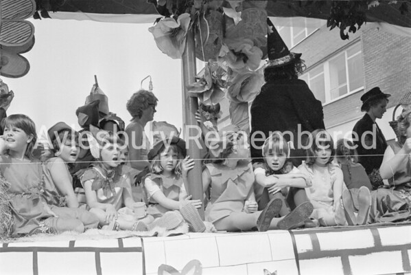 Carnival in Buckingham Street, July 1983