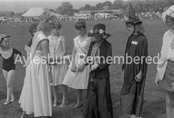 Carnival at Edinburgh Playing Field, July 1983