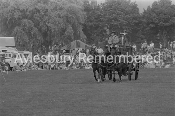 Carnival at Edinburgh Playing Field, July 1983