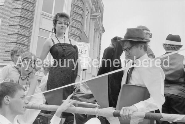 Carnival in Kingsbury, July 1983