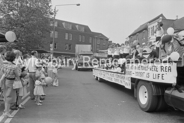 Carnival in Kingsbury, July 1983
