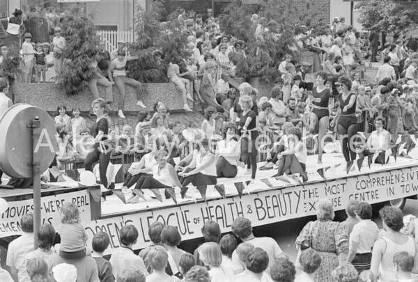 Carnival in Market Square, July 1983