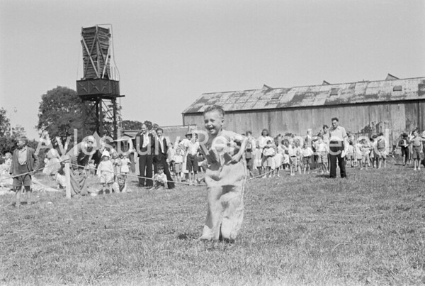 Co-Op Dairy fete, Buckingham Road, July 7th 1952