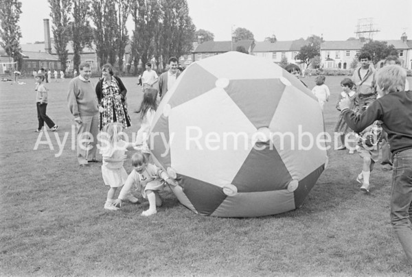 Day in the Park at Vale Park, June 1987
