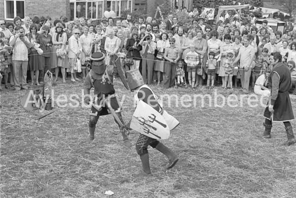 Rayner's Hedge Fair, June 1979