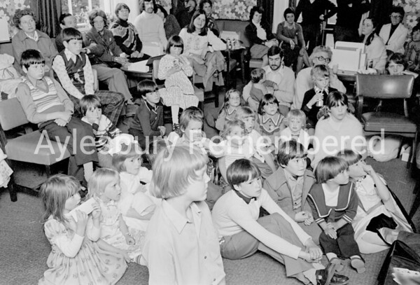 Conservative Club Jubilee party, June 1977