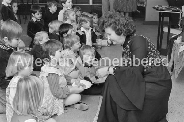 Hunt Barnard Kids Party, Dec 1980
