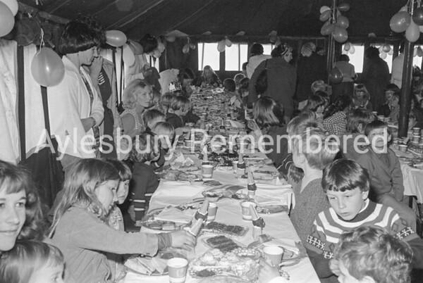 Ivinghoe View Jubilee party, June 1977